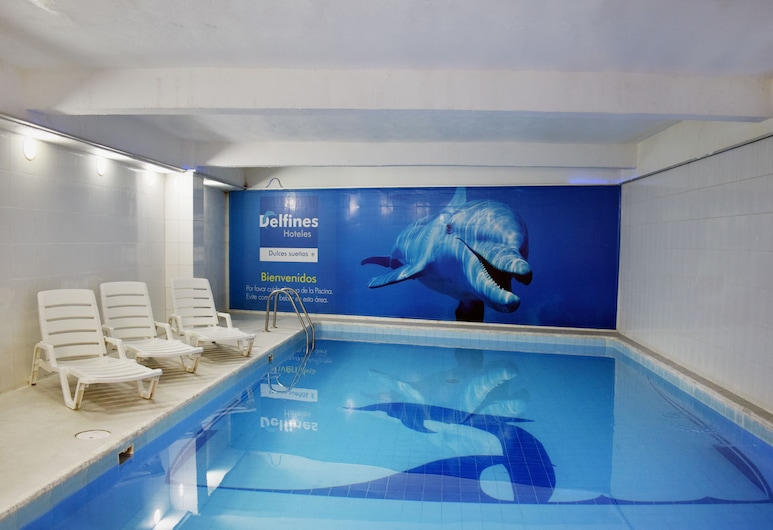 Apart Hotel Los Delfines, La Paz, Piscina cubierta