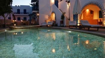 納克索斯島迪米特拉酒店的相片