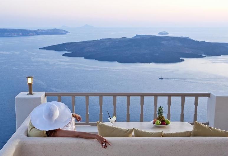 Lava Suites and Lounge, Santorini, Lounge