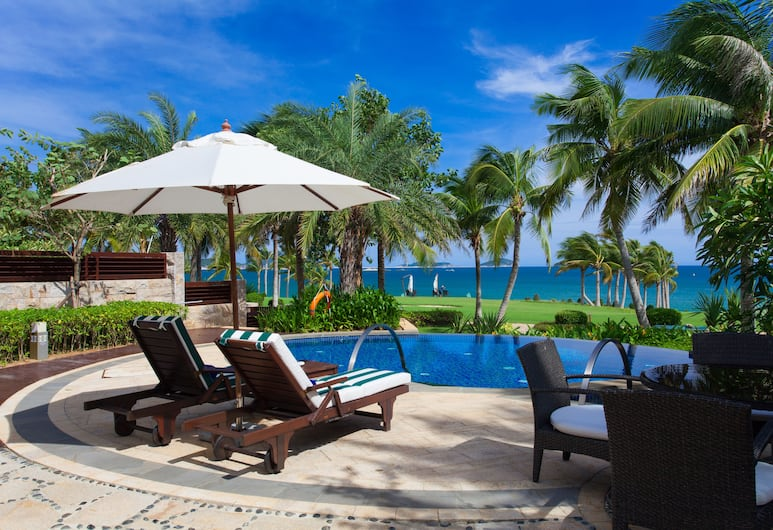 The St. Regis Sanya Yalong Bay Resort, Sanya, Villa (Seaside), Terrace/Patio