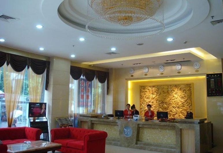 Guangzhou Tianyue Hotel, Γκουανγκζού, Ρεσεψιόν