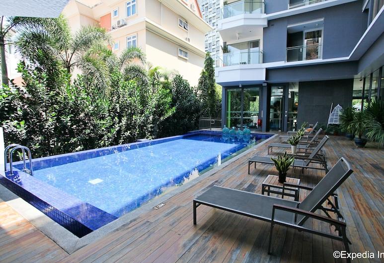 ST Residences Novena, Singapore, Outdoor Pool