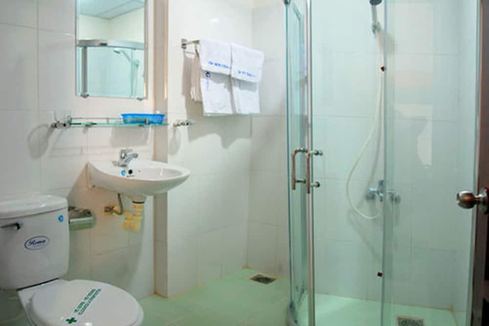Standard-dobbeltværelse til 1 person - Badeværelse