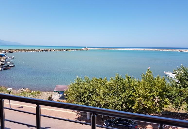 Yali Otel, Cide, Vista desde el hotel