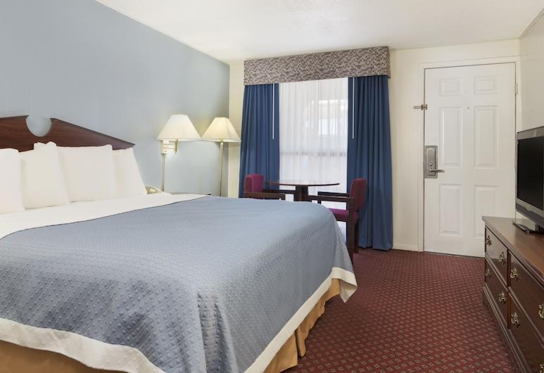 Knights Inn Las Vegas, Λας Βέγκας, Standard Δωμάτιο, 1 King Κρεβάτι, Καπνιστών, Δωμάτιο επισκεπτών