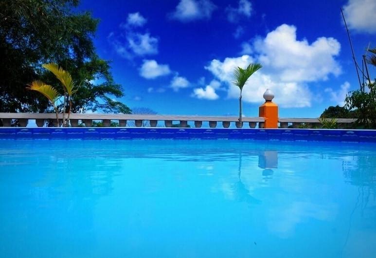 Lime Hill Lodge, Mahe, Vonkajší bazén