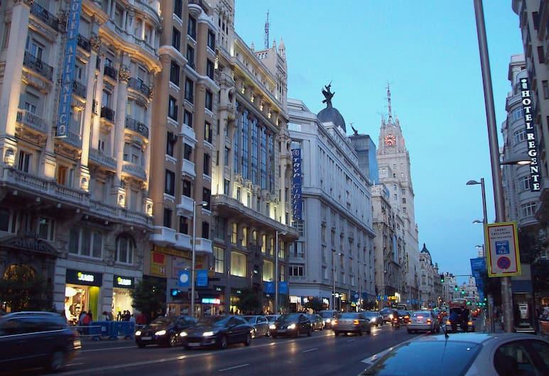 Six Rooms, Madrid, Apartemen, 2 kamar tidur, teras (121 - Fuencarral, 16), Kamar