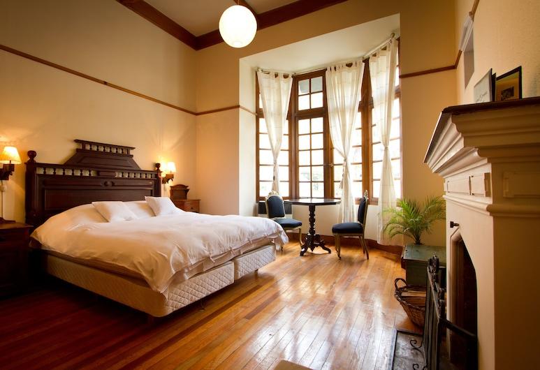 Hotel Boutique El Consulado, La Paz, Dobbeltværelse - 1 queensize-seng, Værelse