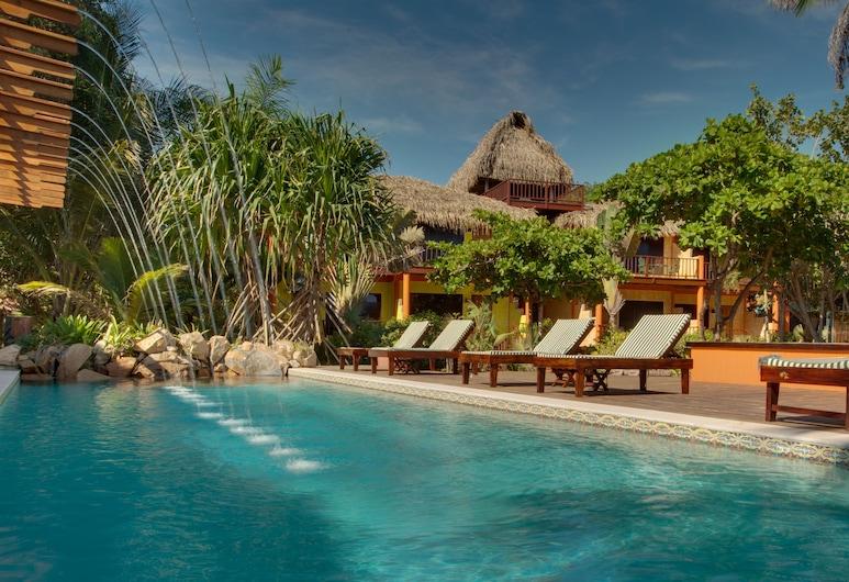 Robert's Grove Beach Resort, Placencia, Āra baseins