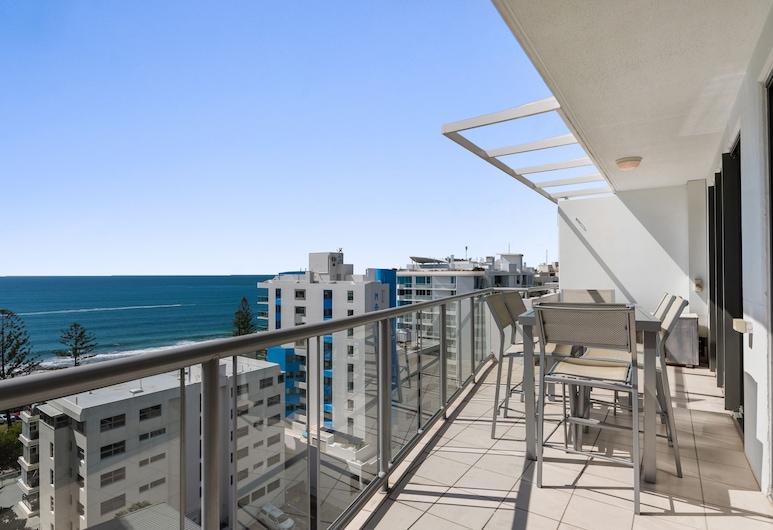 Seamark on First, Mooloolaba, Three Bedroom Penthouse, Balcony