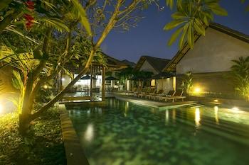科洛布坎樂克哈烏馬拉斯 Spa 別墅飯店的相片