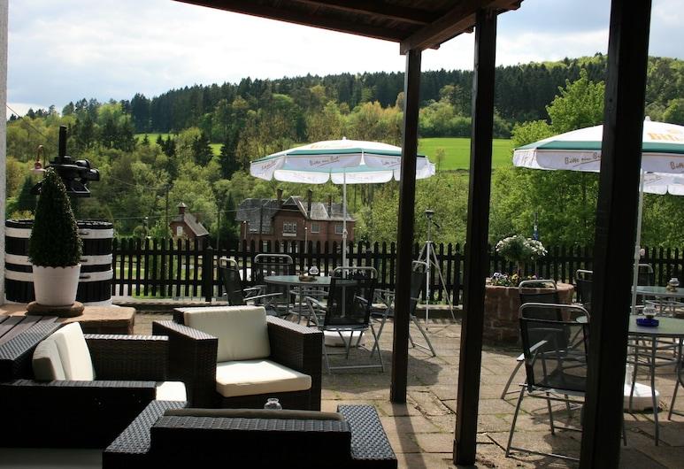 Landhaus Biehl, Philippsheim, Terrace/Patio