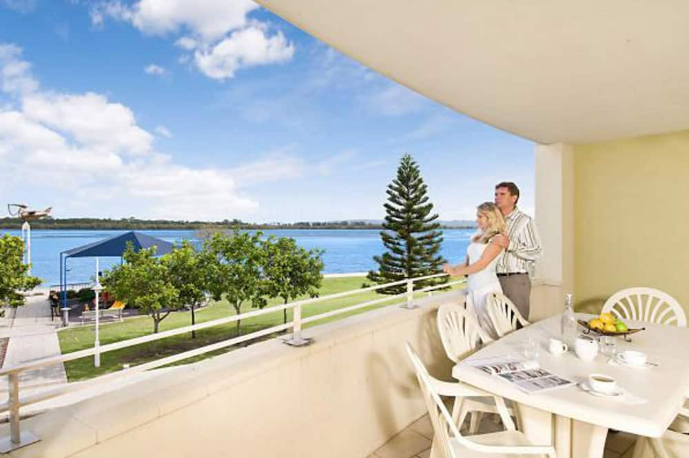 Apartment, 3 Bedrooms, River View - Balcony