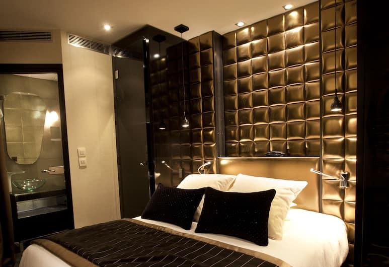 플라틴 호텔, 파리, 호텔에서의 전망