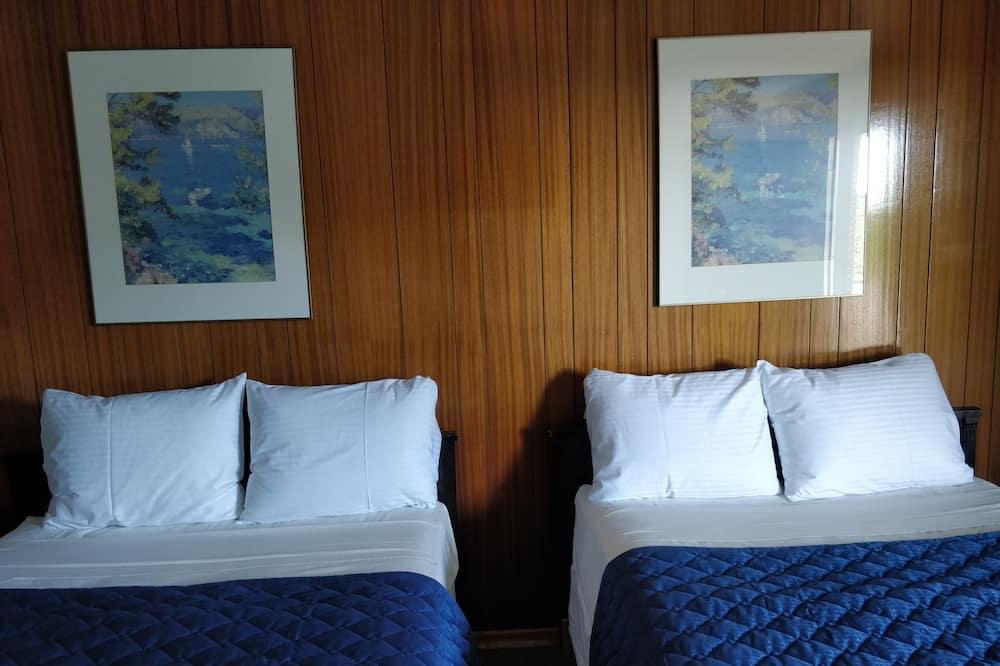 Standard Δωμάτιο, 2 Διπλά Κρεβάτια - Δωμάτιο επισκεπτών