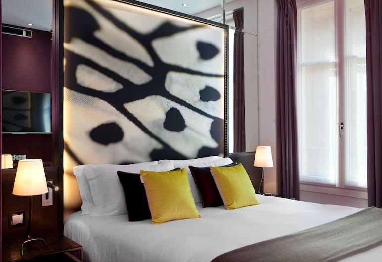 호텔 드 세제, 파리, 슈피리어룸, 객실