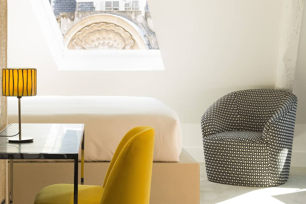 Suite junior (Triple) - Sala de estar