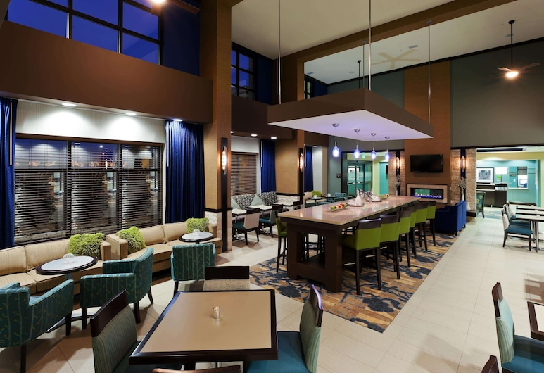 Hampton Inn & Suites Denver/Airport-Gateway Park, Denver, Recepce