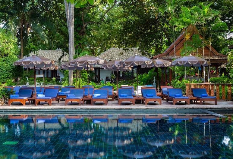 Chaweng Garden Beach Resort, Koh Samui, Medence