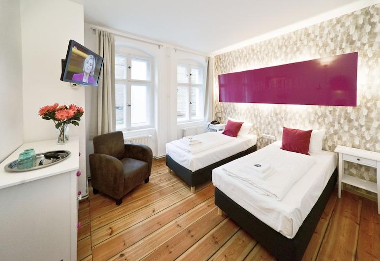 Old Town Hotel Berlin, Berlin, Double Room (Plus), Bilik Tamu
