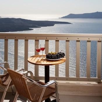 Foto di Panorama Boutique Hotel a Santorini