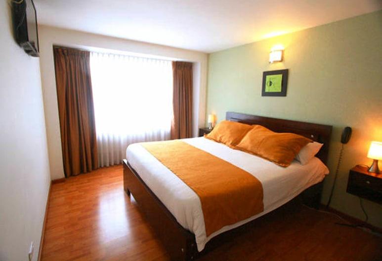 Hotel Expo Inn Embajada, Μπογκοτά, Standard Δίκλινο Δωμάτιο (Double), Δωμάτιο επισκεπτών