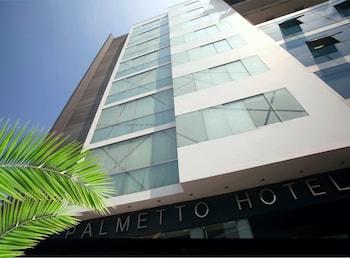 תמונה של Palmetto Hotel Business San Borja בלימה