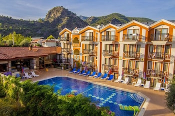 Picture of Magic Tulip Beach Hotel in Fethiye