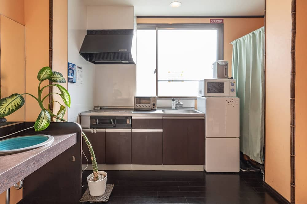 和室(定員2名様) 禁煙 - 共用キッチン設備