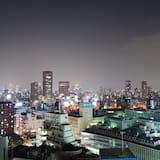Economy tvåbäddsrum - icke-rökare - Utsikt mot staden