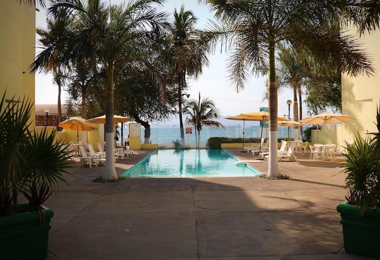 Zar Manzanillo, Manzanillo, Hồ bơi
