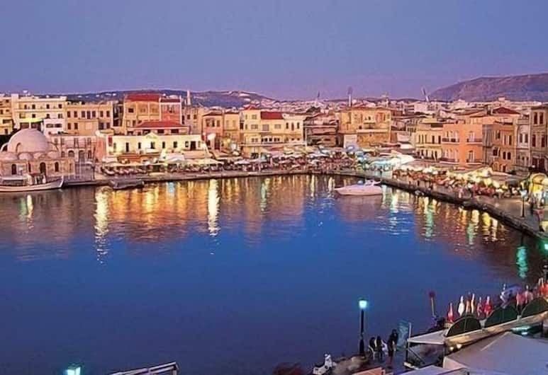 Archontiko Evgenia, Chania, View from Hotel