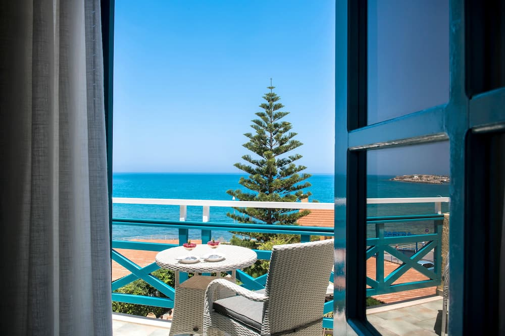 Superior Studio, Sea View and Pool View - Balkons