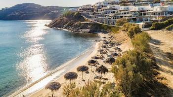 Φωτογραφία του Casa Del Mar Mykonos Seaside Resort, Μύκονος