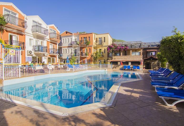 Magic Tulip Hotel, Fethiye, Dış Mekân