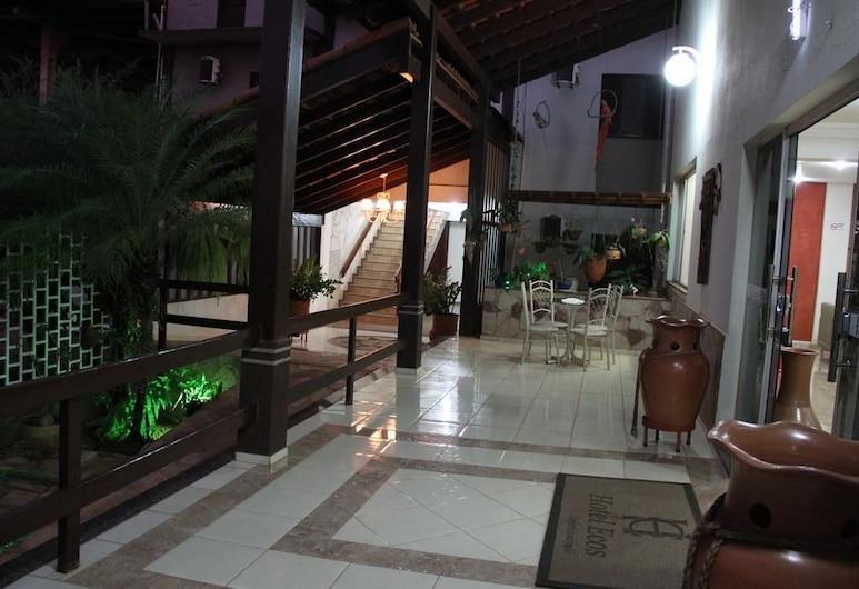 Ecos Hotel Tourist, Rolim De Moura, Πρόσοψη ξενοδοχείου