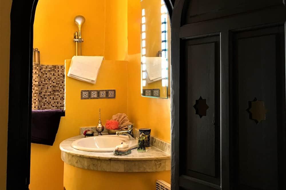 Doppelzimmer (Marshan) - Badezimmer