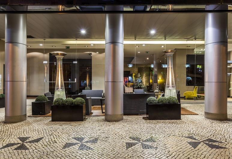Czar Lisbon Hotel, Lissabon, Voorkant hotel