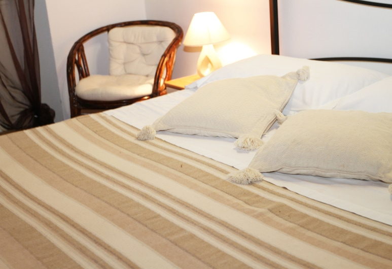 Cuscino e Cappuccino, Alghero, Habitación Deluxe doble, Habitación