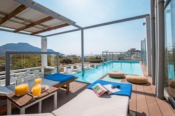Selline näeb välja Anna Plakias Apartments, Agios Vasileios