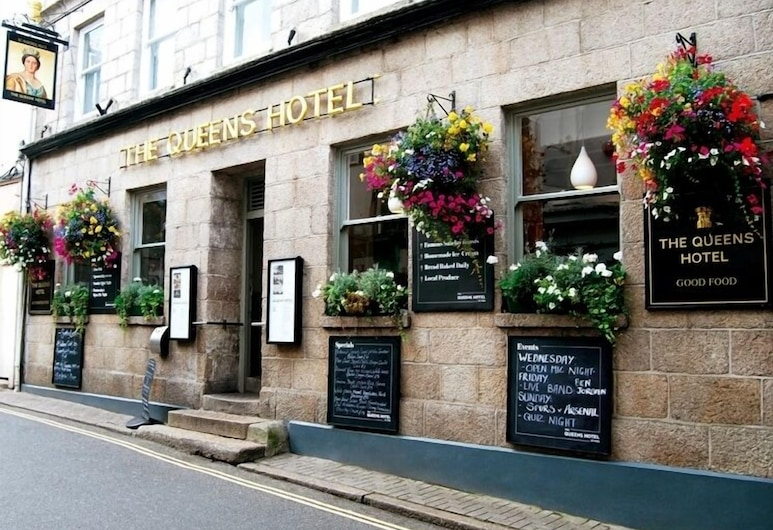 The Queens Hotel, St Ives