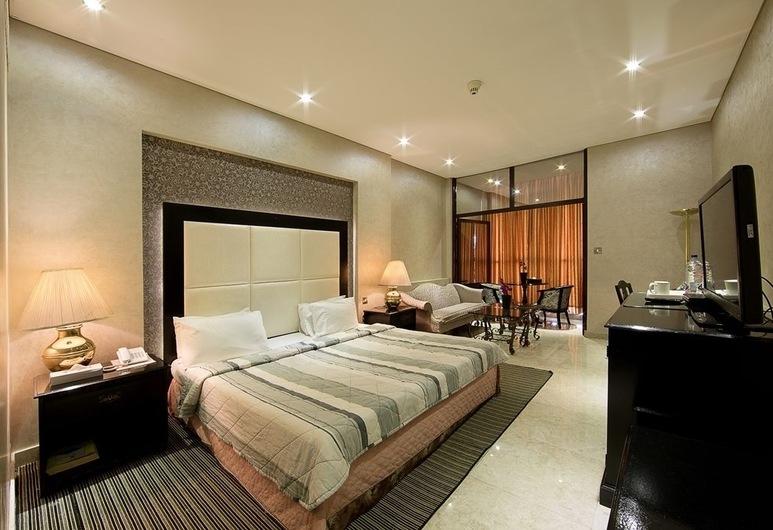 President Hotel, Dubaj, Pokój dwuosobowy typu Deluxe, Pokój
