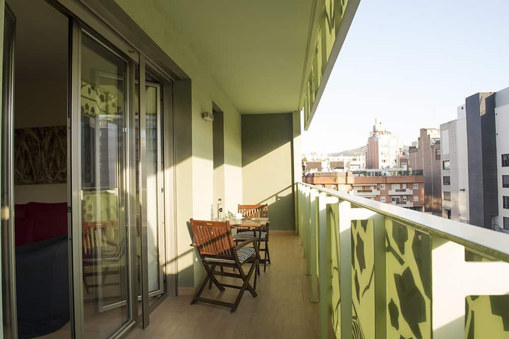 Family Apartment, 2 Bedrooms, Terrace - Balcony