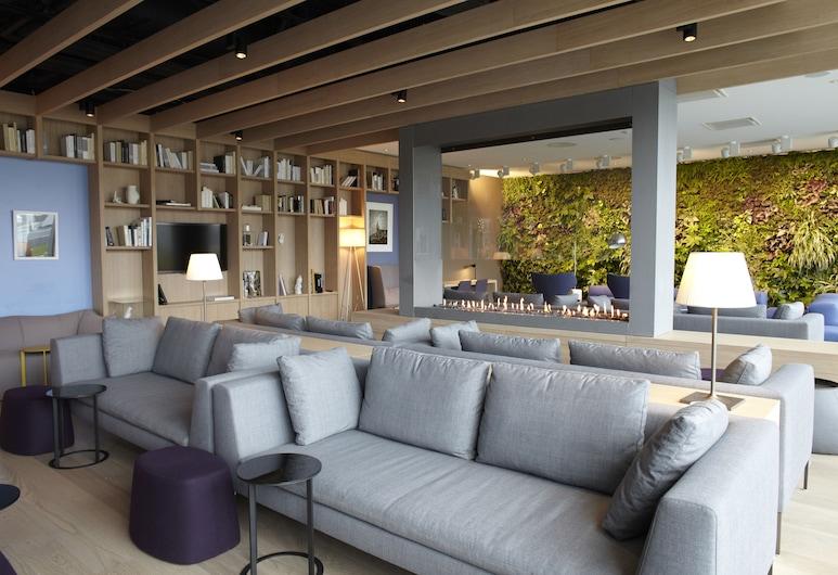 Quality Hotel Expo, Baerum, เลาจน์ของโรงแรม