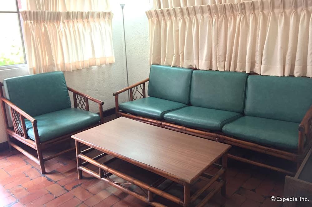 ห้องสแตนดาร์ด, 1 ห้องนอน - ห้องนั่งเล่น