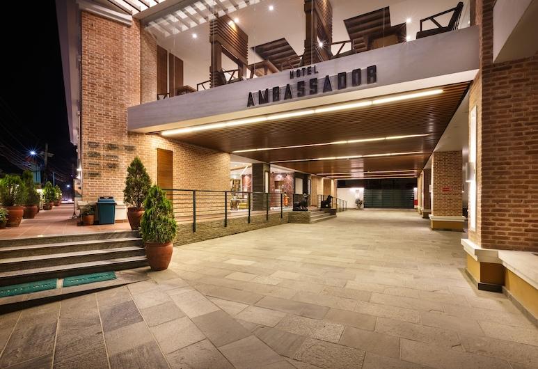Hotel Ambassador by ACE Hotels, Katmandu, Viešbučio fasadas