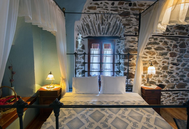 Mansion Terpou, Volos, Deluxe Double Room, Guest Room