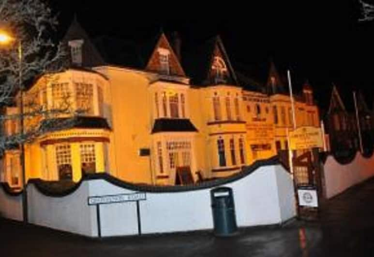 The Grosvenor Hotel, Rugby, Hotel Front