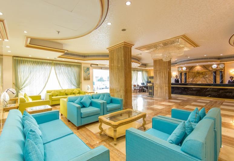Waves International Hotel, Muscat, Lobby Sitting Area
