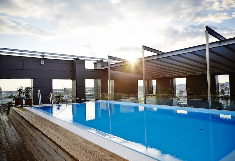 Clarion Hotel Post, Gothenburg, Göteborg, Pool auf dem Dach